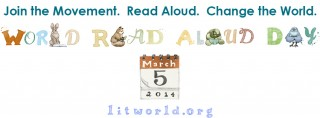 3 Helpful Ways Adults Can Be Part of World Read Aloud Day